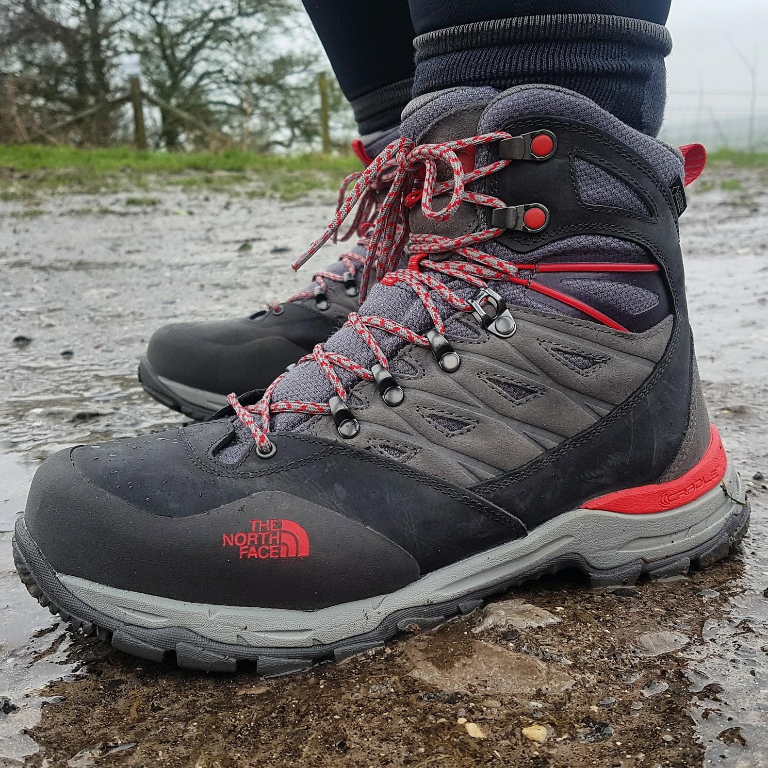 the north face hedgehog hike mid gtx opiniones